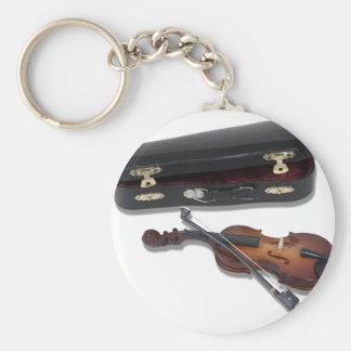 ViolinAndCase081210 Sleutelhanger