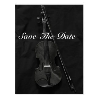 Violinistic Briefkaart