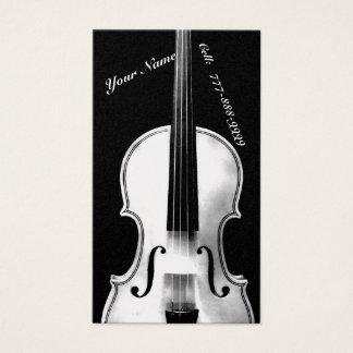 Violinistic Visitekaartjes