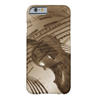 Viool Barely There iPhone 6 Hoesje