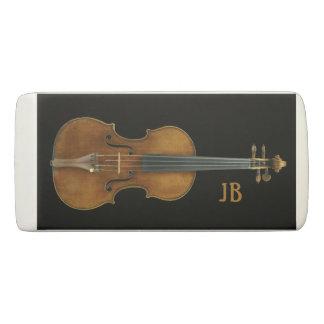 Viool door Stradivari met de Initialen van de Gum