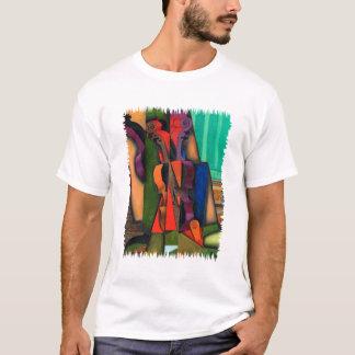 Viool en Gitaar door Juan Gris T Shirt