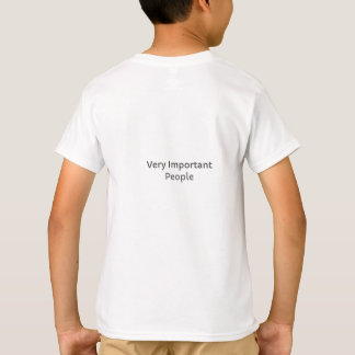 Vip Ontwerp 2 Kind T Shirt