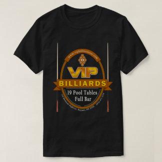VIP Retro het Biljart ziet eruit T Shirt
