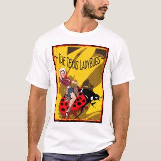VIP TLB het Overhemd w/Cowgirl van het Lid op T Shirt