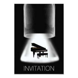 Vip van de Muziek van het Festival van het Overleg 8,9x12,7 Uitnodiging Kaart