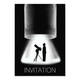Vip van de Partij van de Nacht van jongens uit 8,9x12,7 Uitnodiging Kaart