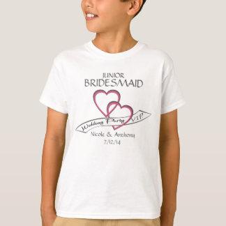 VIP van de Partij van het huwelijk Ondergeschikt T Shirt
