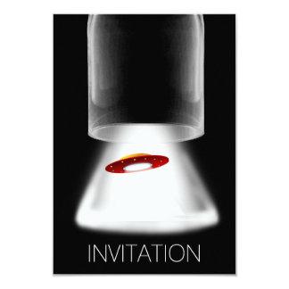 Vip van de Vreemdelingen van Ufo van het Festival 8,9x12,7 Uitnodiging Kaart