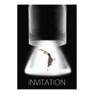 Vip van het Ballet van het Overleg van het 8,9x12,7 Uitnodiging Kaart