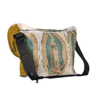 Virgen DE (traditioneel) Guadalupe Messenger Bag