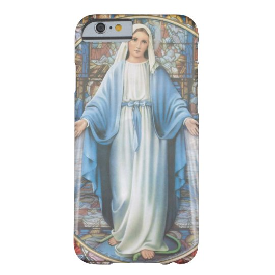 Virgin Maria Barely There iPhone 6 Hoesje