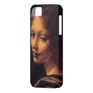 Virgin van de Rotsen - Engel Barely There iPhone 5 Hoesje