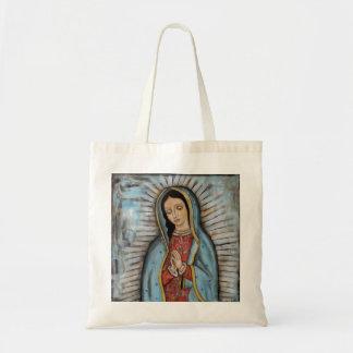 Virgin van Guadalupe Budget Draagtas