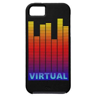 Virtuele niveaus tough iPhone 5 hoesje