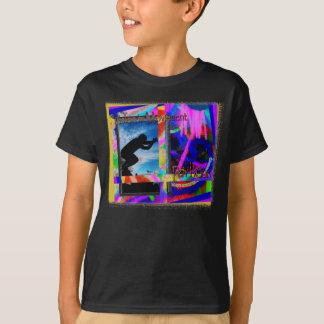 Visie in Beweging: Parkour T Shirt
