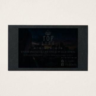 Visitekaartje TopLife Visitekaartjes