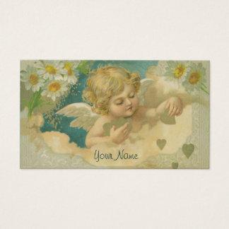Visitekaartje van de Cherubijn van de engelwortel Visitekaartjes