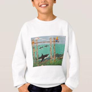 Vissen die vandaag bijten niet trui