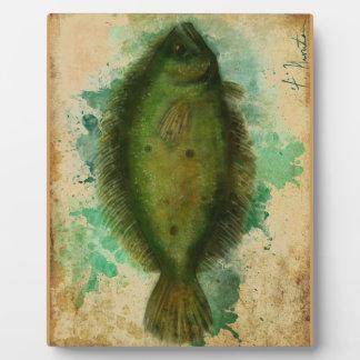 Vissen Fotoplaat