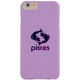 Vissen, iPhone 6/6s plus, nauwelijks daar het Barely There iPhone 6 Plus Hoesje