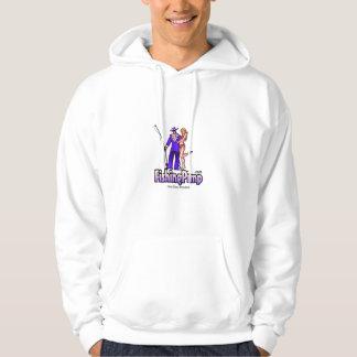 Vissend Pimp Sweatshirt Met een kap