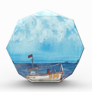 Vissersboot Acryl Prijs