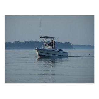 Vissersboot Briefkaart