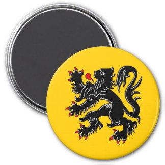 Vlaanderen (Vlaanderen) Koelkast Magneten
