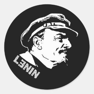 Vladimir Lenin Ronde Sticker