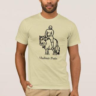 Vladimir Putin - Koning van de Kozakken T Shirt