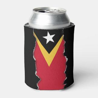 Vlag de Oost- van Timor Blikjeskoeler