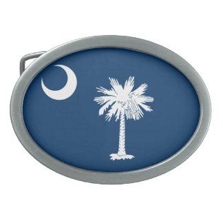 Vlag de Zuid- van Carolina Gespen