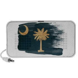 Vlag de Zuid- van Carolina Mini Speaker