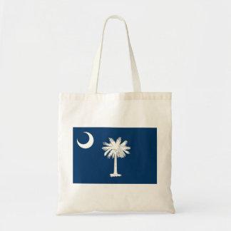 Vlag de Zuid- van Carolina Canvas Tassen