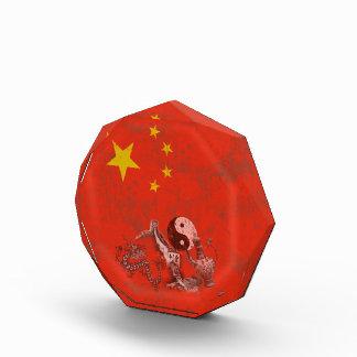 Vlag en Symbolen van China ID158 Prijs