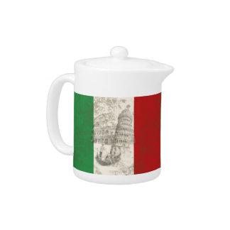 Vlag en Symbolen van Italië ID157