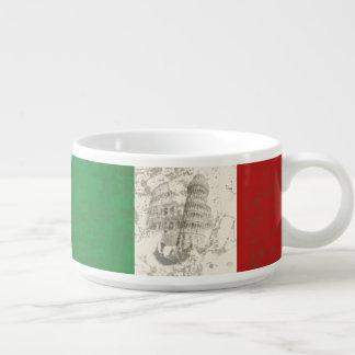 Vlag en Symbolen van Italië ID157 Kom