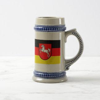Vlag - Flagge - Fahne Duitsland Nedersaksen Bierpul