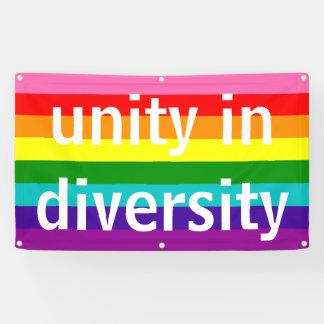 Vlag van 8 Strepen van de Trots LGBT van de Spandoek