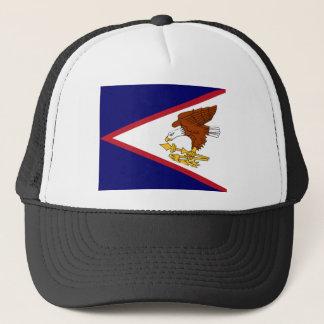 Vlag van Amerikaans Samoa Trucker Pet