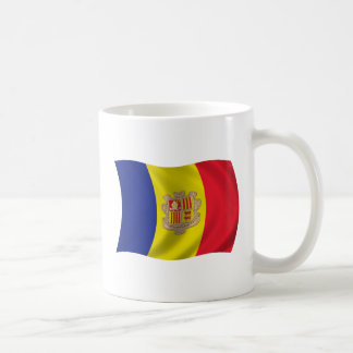 Vlag van Andorra Koffiemok