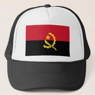 Vlag van Angola - Bandeira DE Angola Trucker Pet