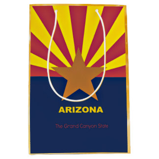 Vlag van Arizona Medium Cadeauzakje