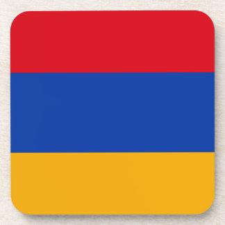 Vlag van Armenië - Yeraguyn Drankjes Onderzetters