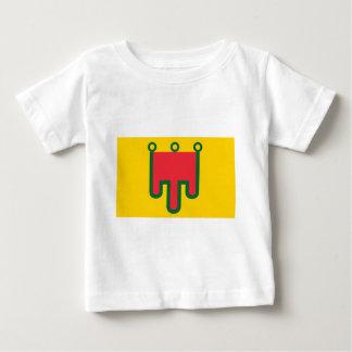 Vlag van Auvergne - Drapeau DE La Région Auvèrnhe Baby T Shirts