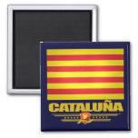 Vlag van Catalonië (Catalonië) Koelkast Magneetjes