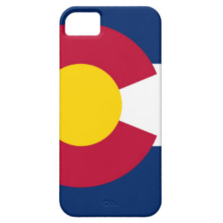 Vlag van Colorado Barely There iPhone 5 Hoesje
