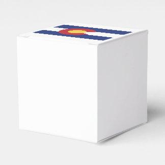 Vlag van Colorado Bedankdoosjes