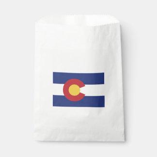 Vlag van Colorado Bedankzakjes 0